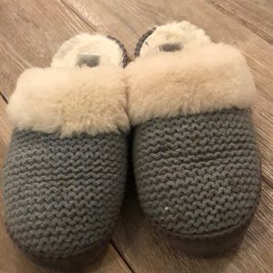 Ugg Australia Knit Slippers